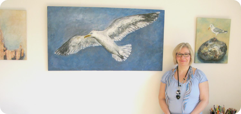 Kunstatelier Karin M. Lamberty